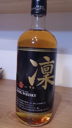 安いウィスキー(658円/720ml)