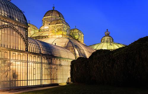 Royal Greenhouses of Laeken (Brussels)