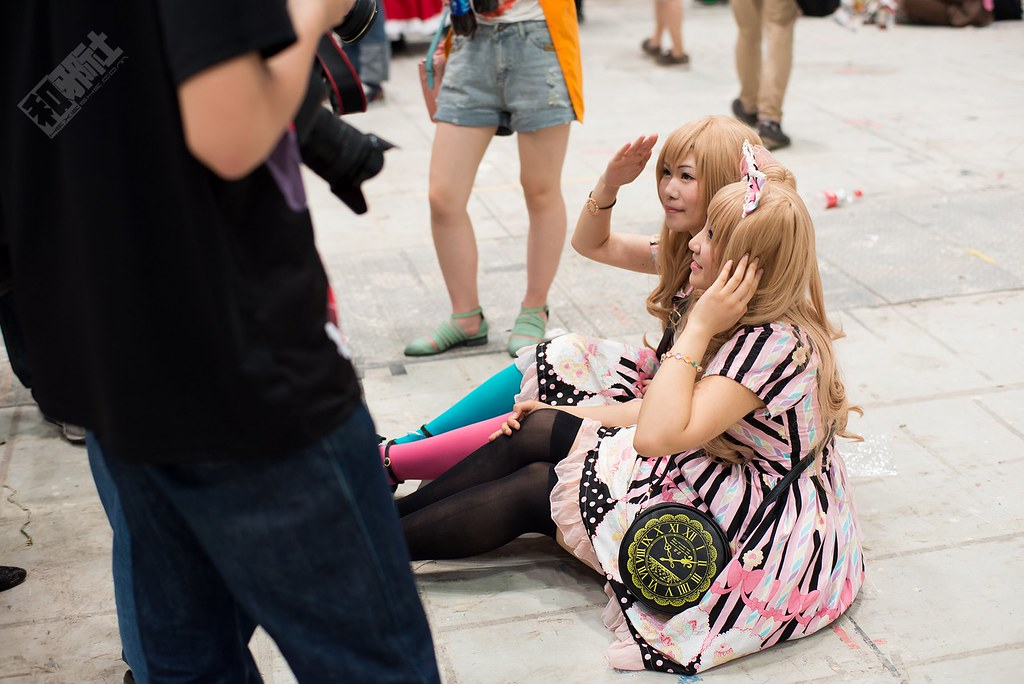 IDO 北京 帝都 cosplay