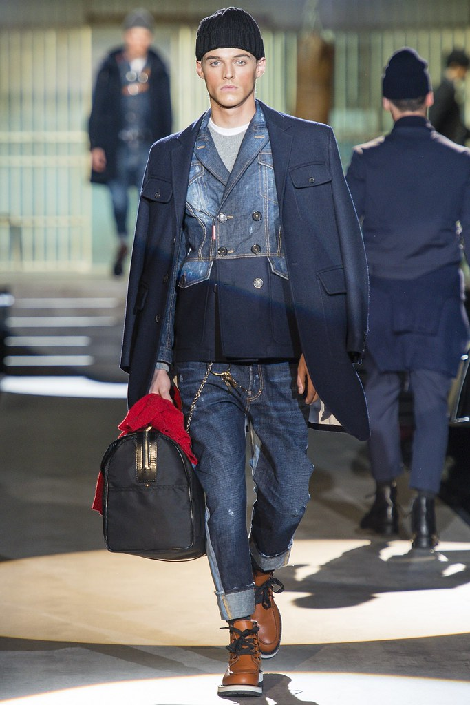 Robbie Wadge3680_FW14 Milan DSquared2(VOGUE)