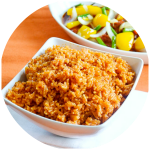 Thai Jasmine Jollof Rice