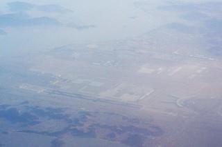 ICN AIRPORT FROM FLIGHT CDG-KIX 777 F-GSQB