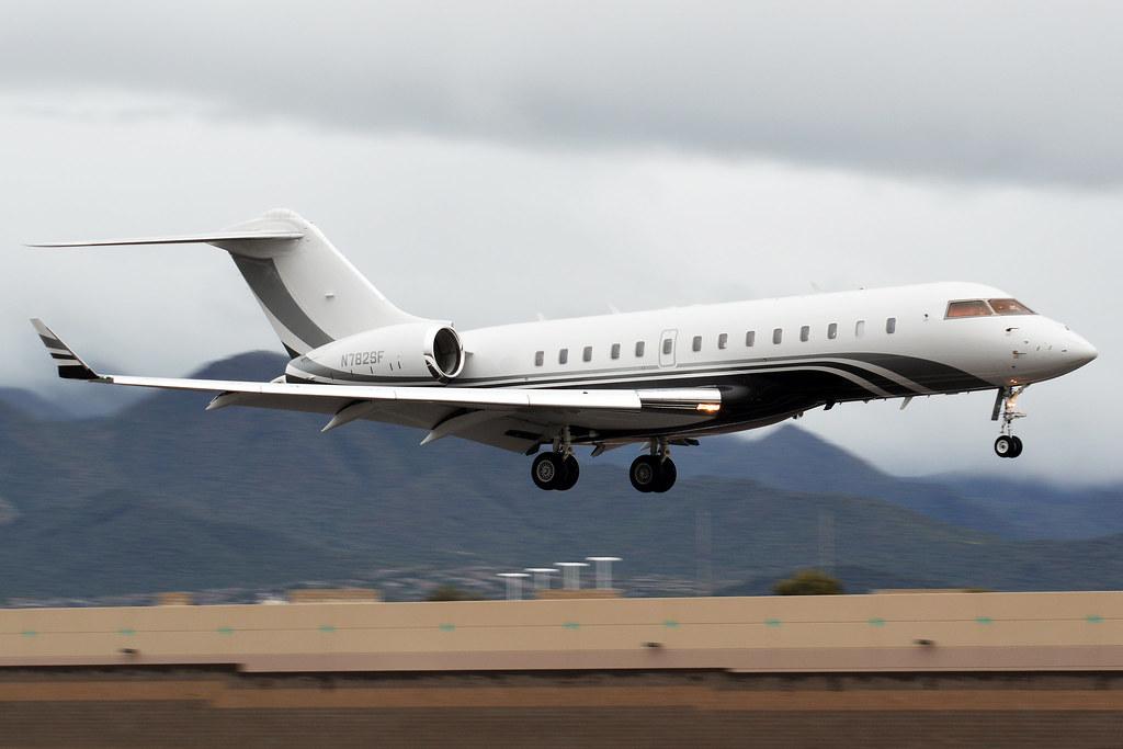 N782SF - GL5T - Jet Aviation Flight Services