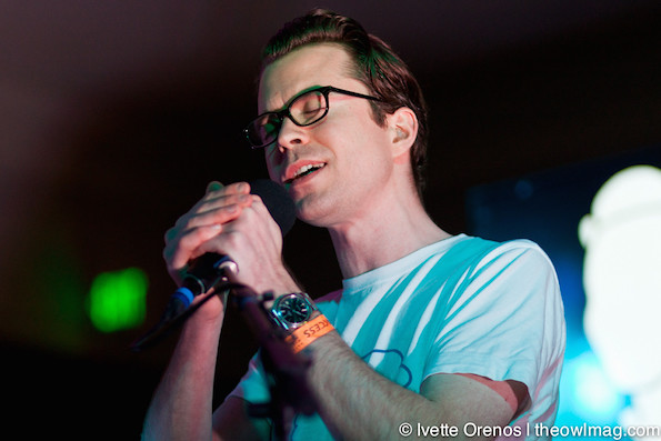 Tom Vek @ The Natural History Museum, Los Angeles 2/6/15