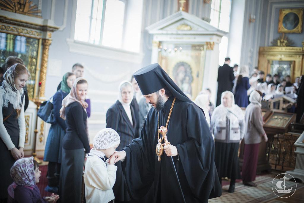 8 февраля 2015, Неделя о блудном сыне / 8 February 2015, Sunday of the Prodigal Son
