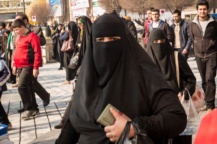 Inevitable Culture Shocks in Iran