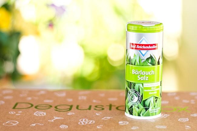 Degustabox, Bärlauchsalz