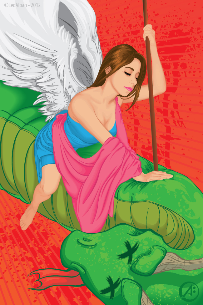 arkangel - leo alban
