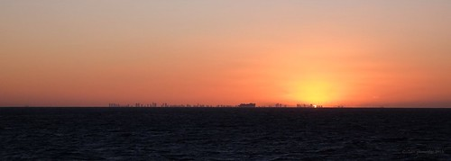 sunset sea southafrica miami 365 porteverglades 365project 2015yip fujixt1 3652015 263652015