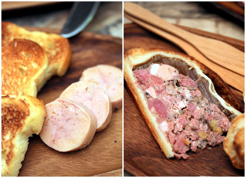 Shelter in the Woods' Shelter Charcuterie Board