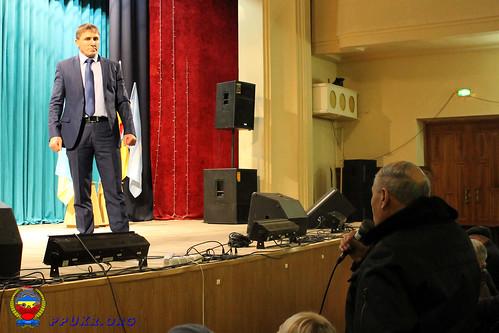 Конференция Светловодской городской организации Партии Пенсионеров Украины 28 января 2014 г. (27)