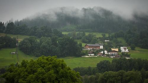 landscape austria tyrol mils