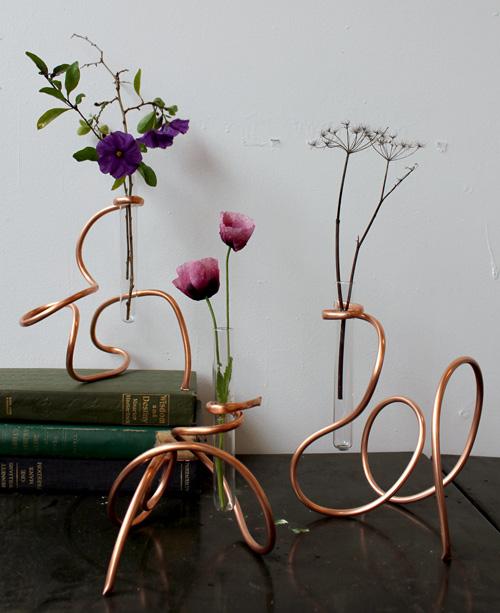 Những lọ hoa không thể độc đáo hơn cho không gian ngày tết của bạn-Phần 2