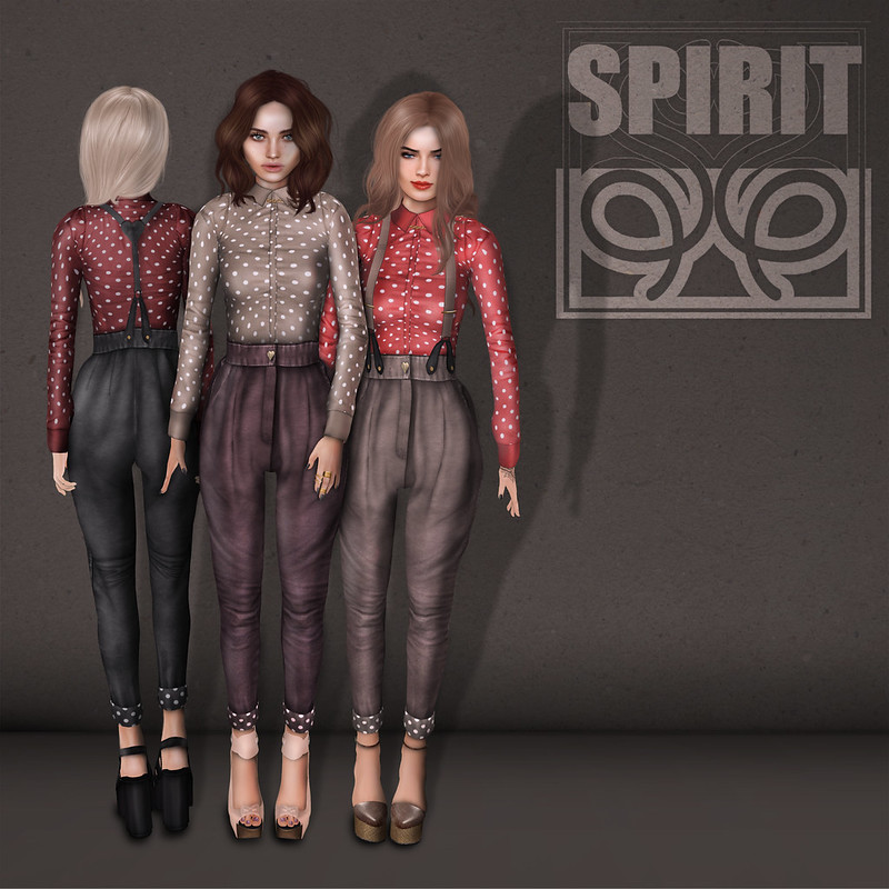 SPIRIT - Charlotta outfit @ Collabor88