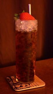 Caribbean Shrub Cocktail