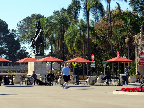 Plaza de Panama Balboa Park