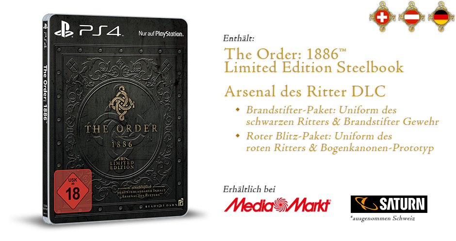 Arsenal der Ritters Edition