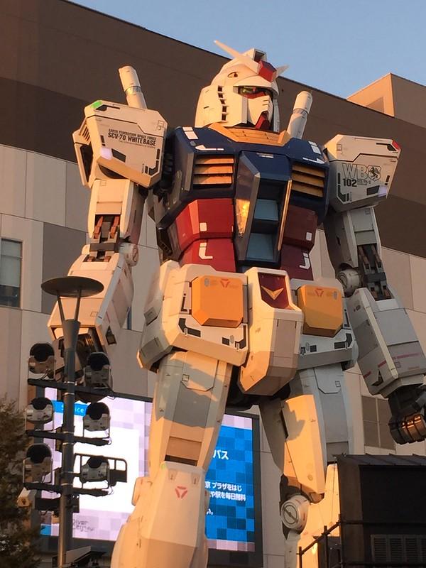 Odaiba (Gundam) - 120