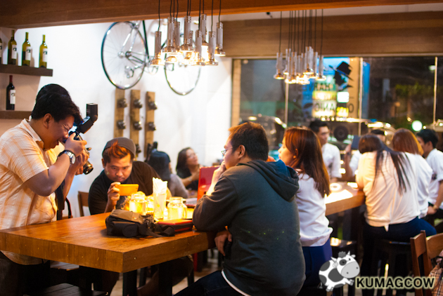 restaurant review: runner's kitchen in tomas morato - kumagcow