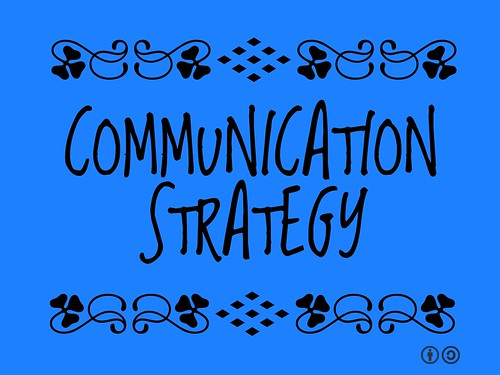Buzzword Bingo: Communication Strategy