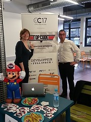 TechStartupJobs Fair Paris 2016 7June 46