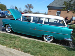 1955 Chevy 150 Wagon