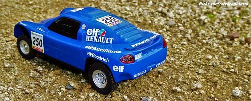 Ixo 1/43 Schlesser Renault Mégane 2000