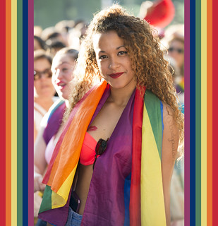 Chueca 의 이미지. rainbow lgbt chueca orgullogay lgbtpride madid orgullomadrid calvinsmithphotos lgtbespaña orgullo2016