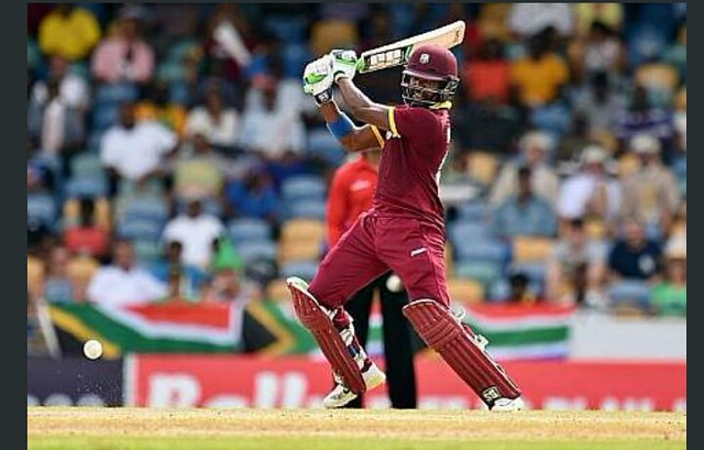 I am very much happy with @westindies win over @SouthAfrica to seal beirth for final After many years, #WI comeback #ODI #WIvSA #TriNationODI #Narine #3-wickethall #DarrenBravo #3rdODI #century