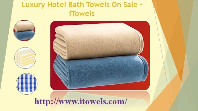 Buy Luxury Bath Towels - Resort Towels