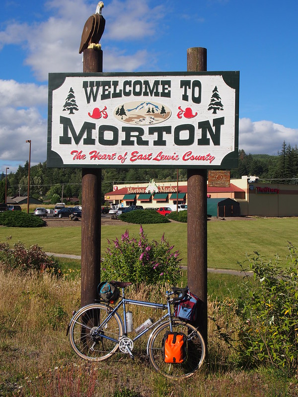 Stormy Skies at Morton