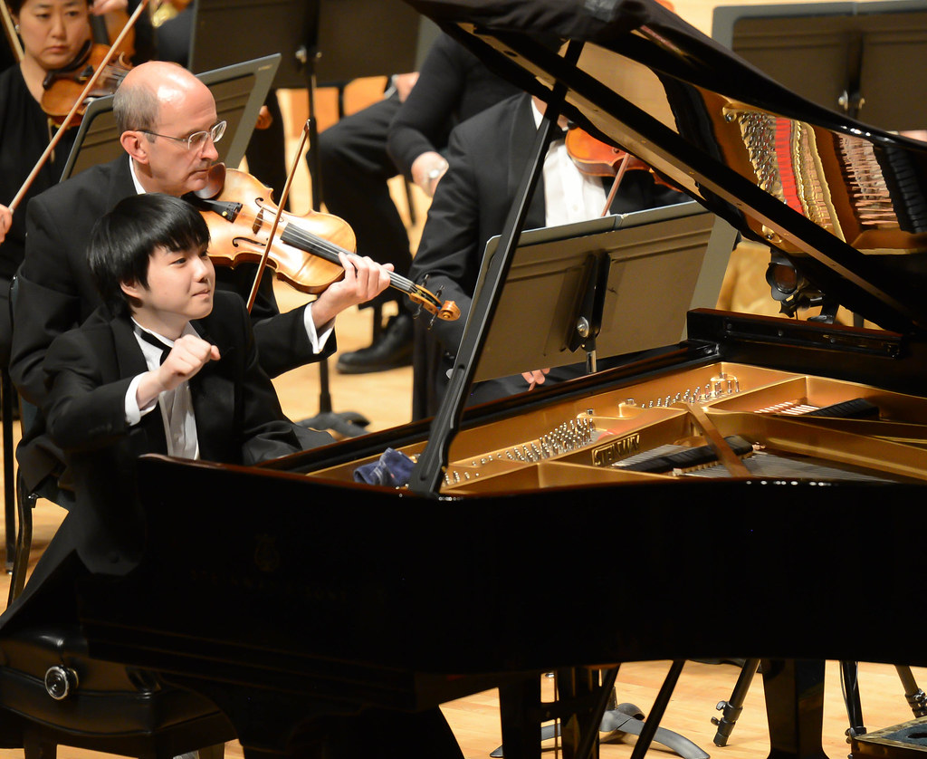 Gina Bachauer International Young Artists Finals with Utah Symphony