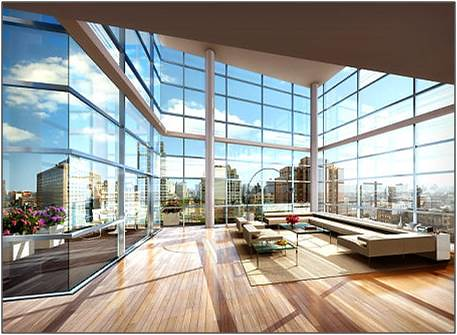 interior view of steve ross 740 park avenue apartment flickr photo sharing. Black Bedroom Furniture Sets. Home Design Ideas