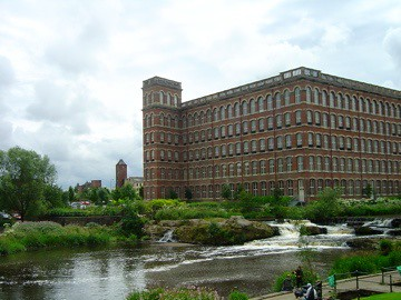 Anchor mill