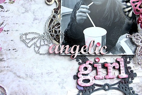 Angelic girl detalj3