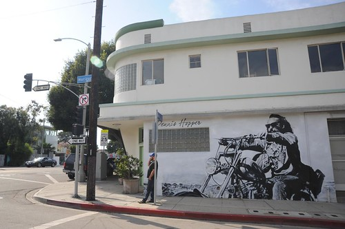 Jonas Never Dennis Hopper Mural Venice Beach
