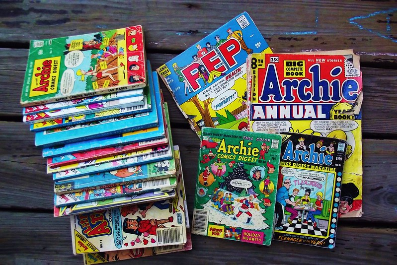 Archie Comix collection