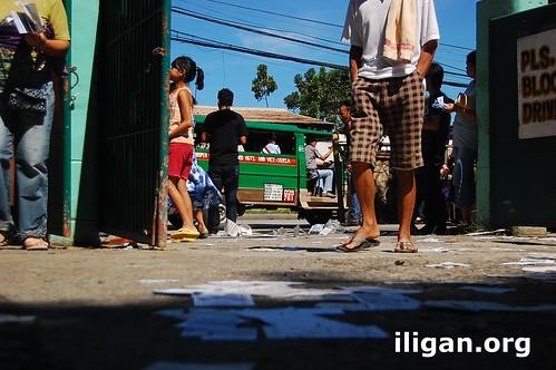 May 13 election photos in Iligan City