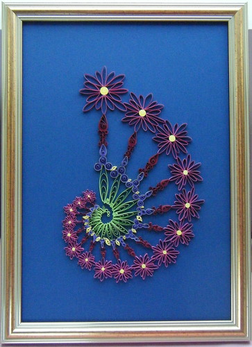Quilling Guild Accreditation submission May 2013 by Philippa Reid