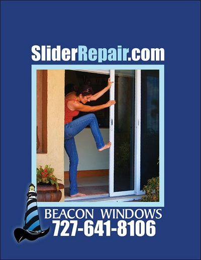 Sliding Glass Door Rollers - Repairs by Beacon Windows