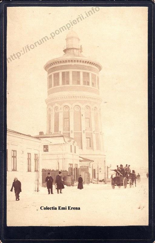 Foisorul de foc aprox. 1895