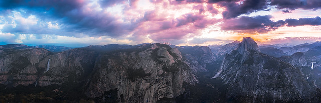 17-Hours Does Yosemite!