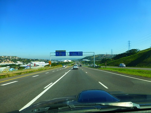 N2 Freeway, Durban, South Africa