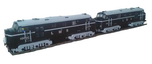 LMS 10000 / 10001