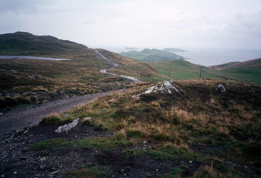 Towards Point of Fethaland (1988)