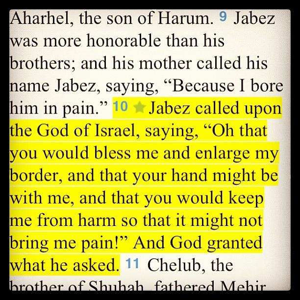 Download Prayer Of Jabez Screen Saver last version - Breal