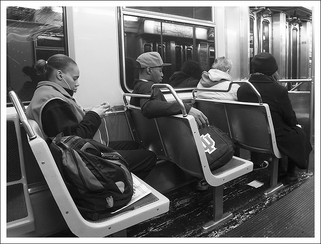On The Blue Line 6
