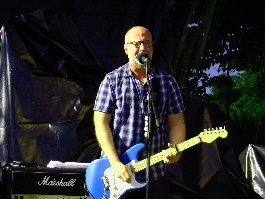 bob mould band @ rock the garden