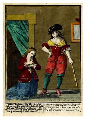 020-Proverbii verificati per l'esperienza cotidiana…1718--Giuseppe Maria Mitelli