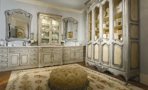 French-Country-Master-bath